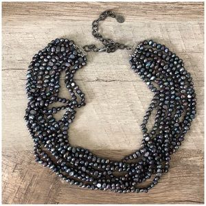 JS Collections Jewelry - JS Collections Multi-Strand Necklace